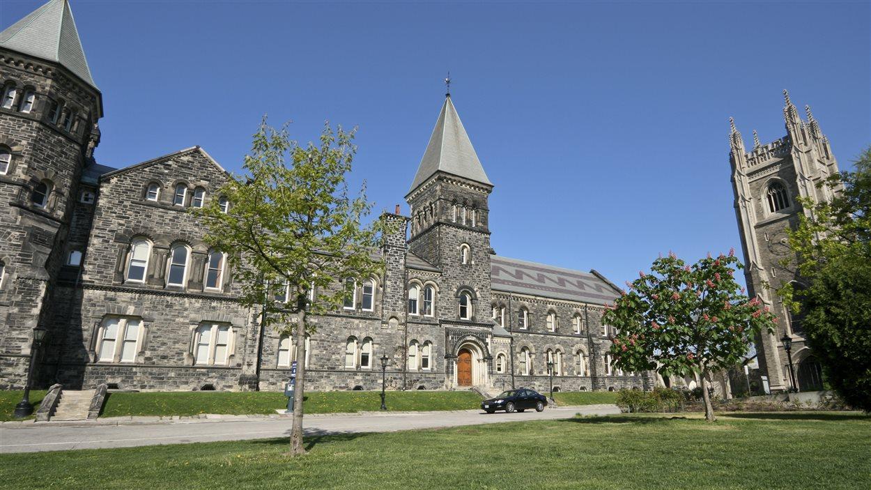 Université de Toronto, en Ontario.