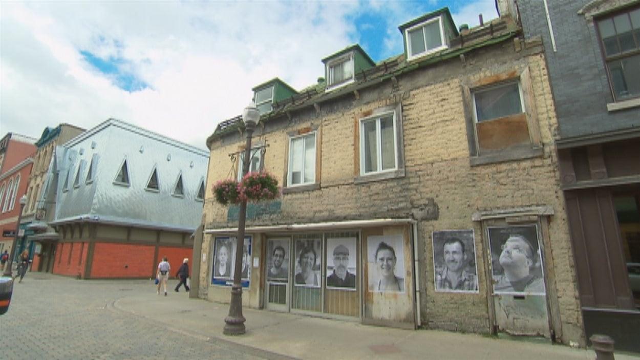 Le projet «Embellissons notre quartier» vise à attirer l'attention des citoyens sur les édifices laissés à l'abandon.