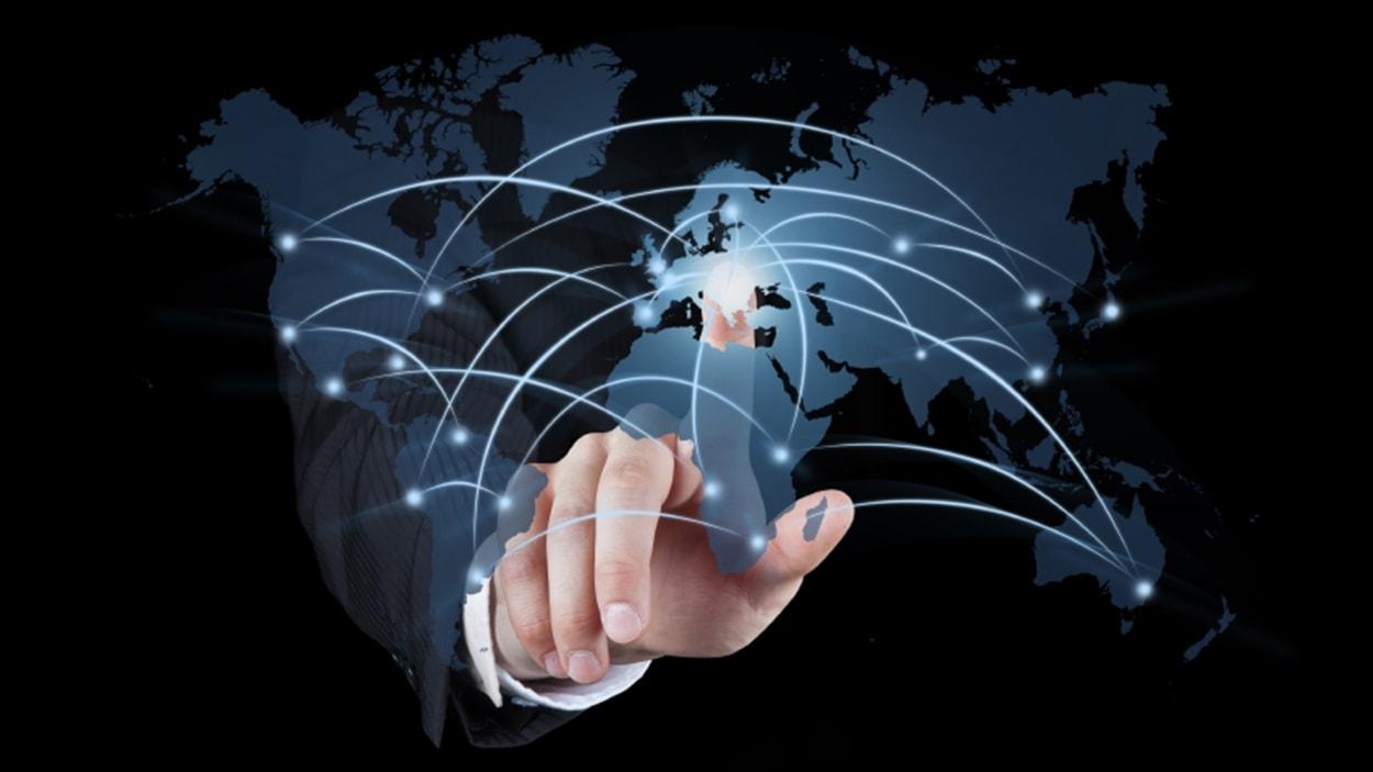 Internet, libre-échange et mondialisation