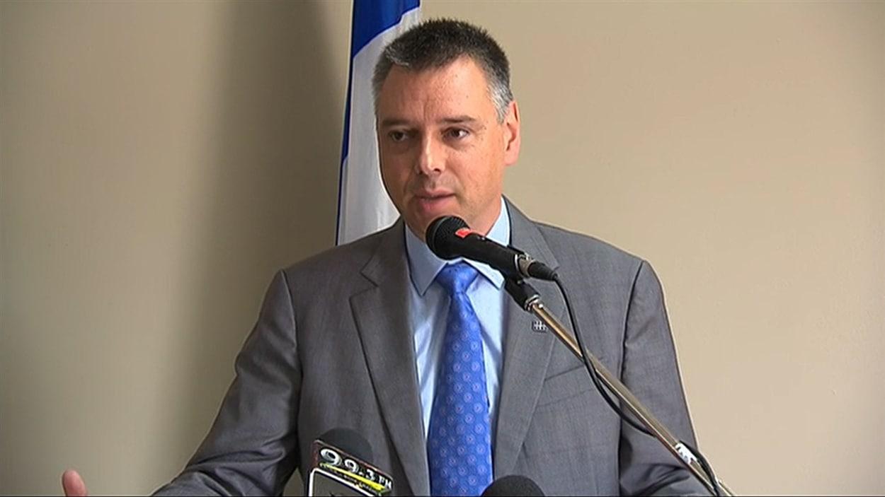 André Bellavance (archives)