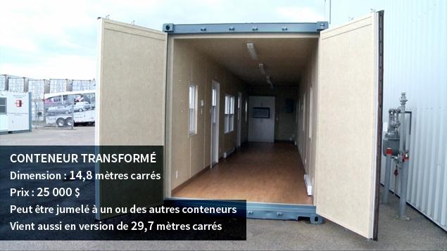 Les Mini Maisons Moins Cheres Et Plus Ecologiques Ici Radio Canada Ca