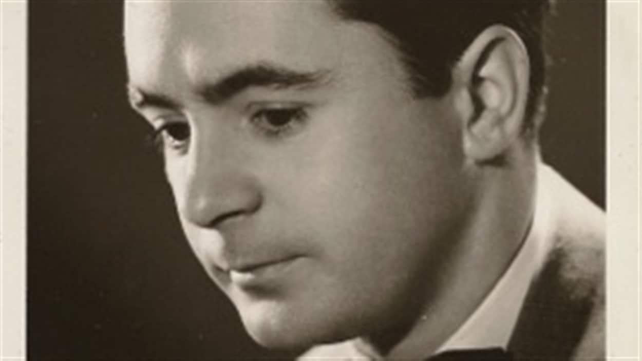 Le pianiste et compositeur Pierre Brabant.