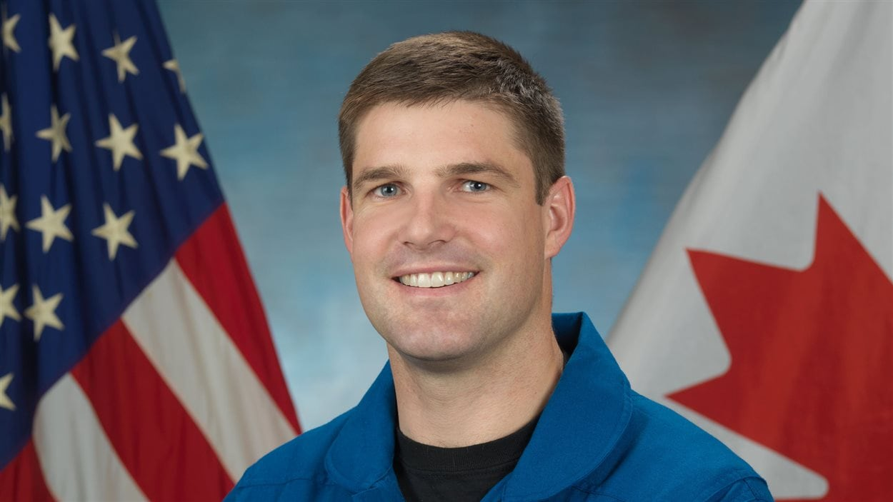 L'astronaute Jeremy Hansen