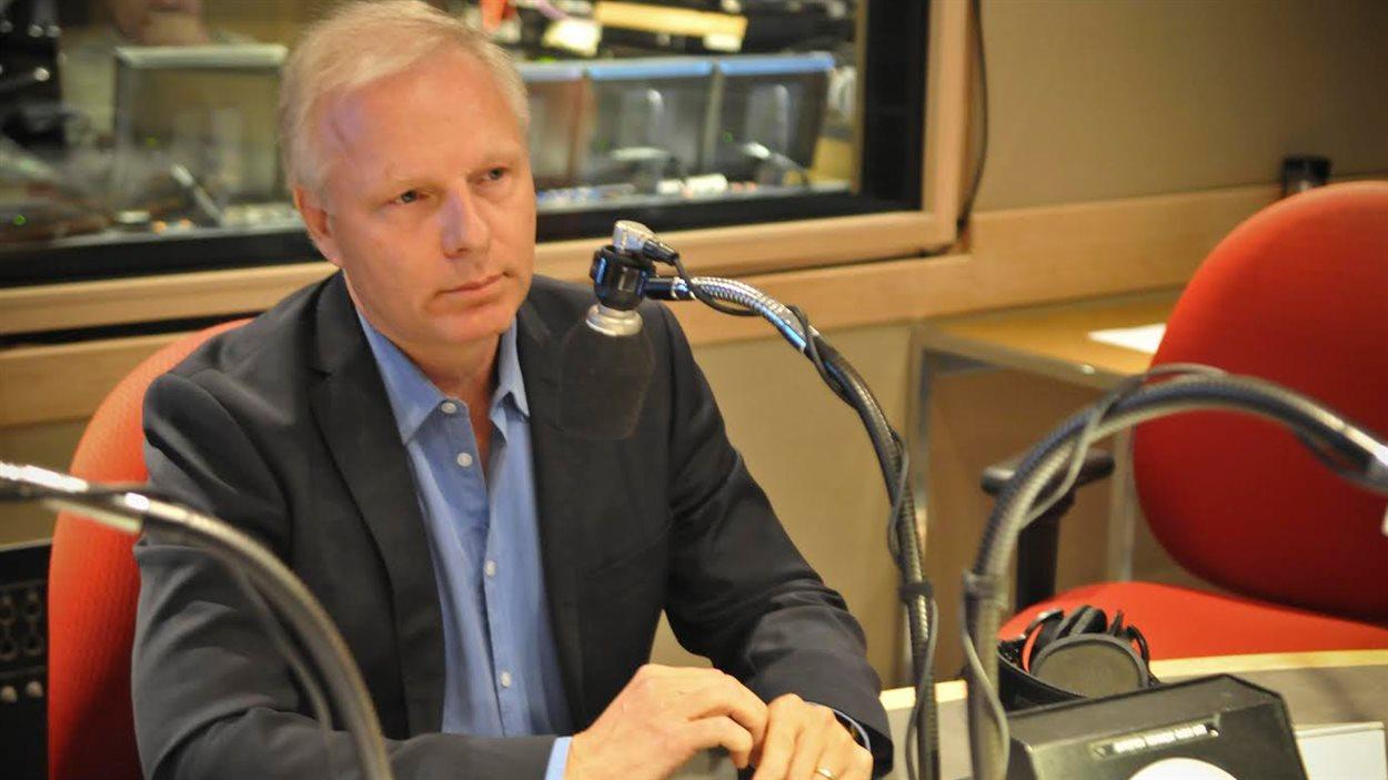 Jean-François Lisée député péquiste