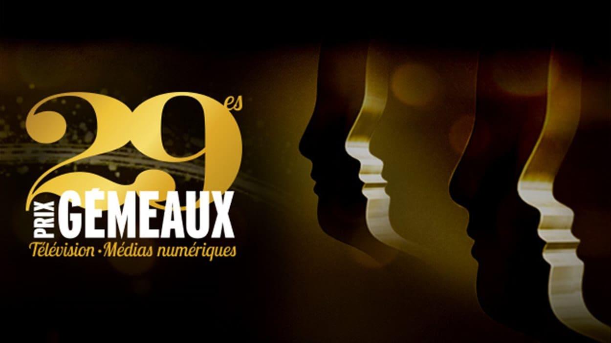 Logo du gala des prix Gémeaux