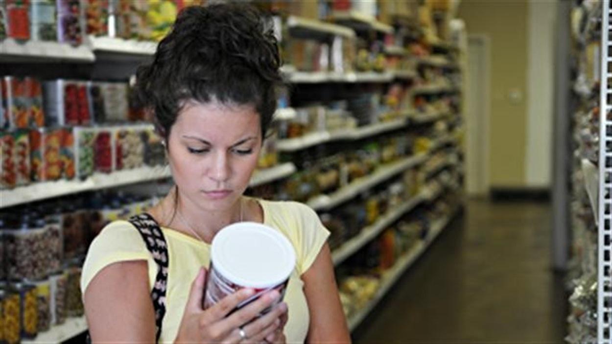 Moderniser l'étiquetage des aliments