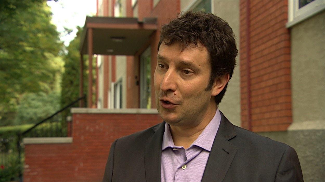 Selon le directeur des services aux étudiants, Christian Perron, le personnel de l'Université de Saint-Boniface peut s'adapter à la demande accrue pour les services.