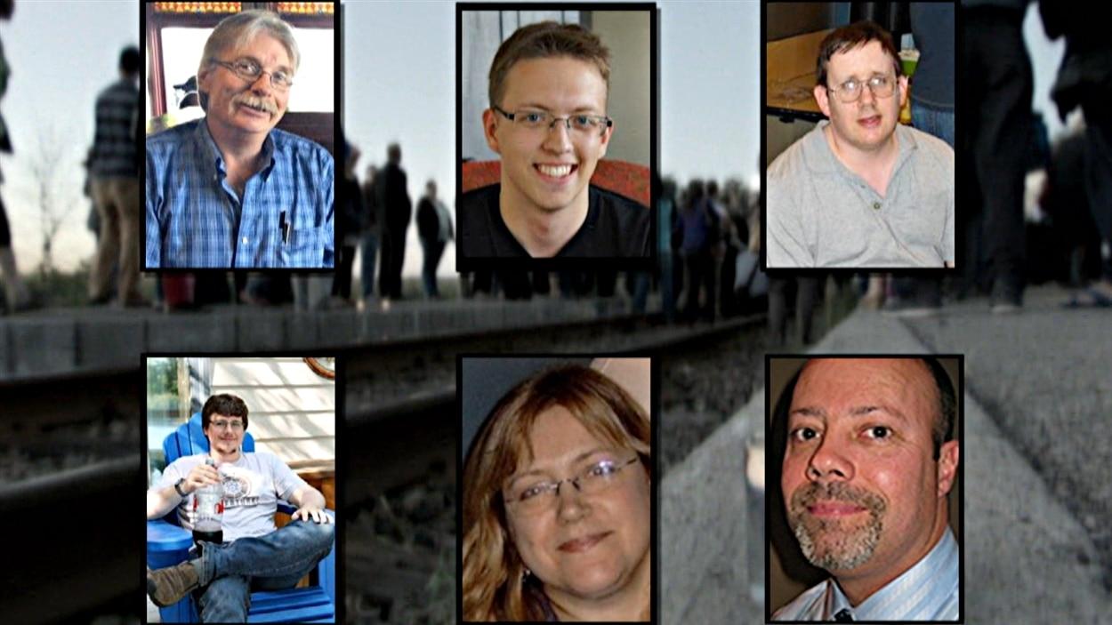 L'accident à Ottawa a fait six victimes, le 18 septembre 2013 (archives).
