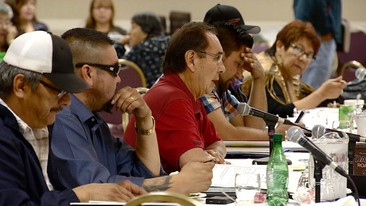 Les chefs des Premières Nations de l'Alberta sont tous pour une enquête nationale sur les femmes autochtones disparues ou assassinées