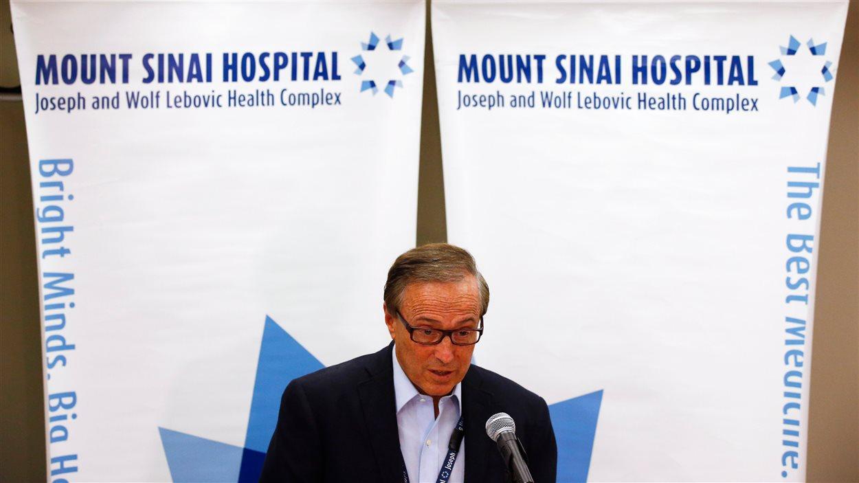 Le Dr Zane Cohen affirme que les traitements de chimiothérapie de Rob Ford commenceront d'ici 48 heures.