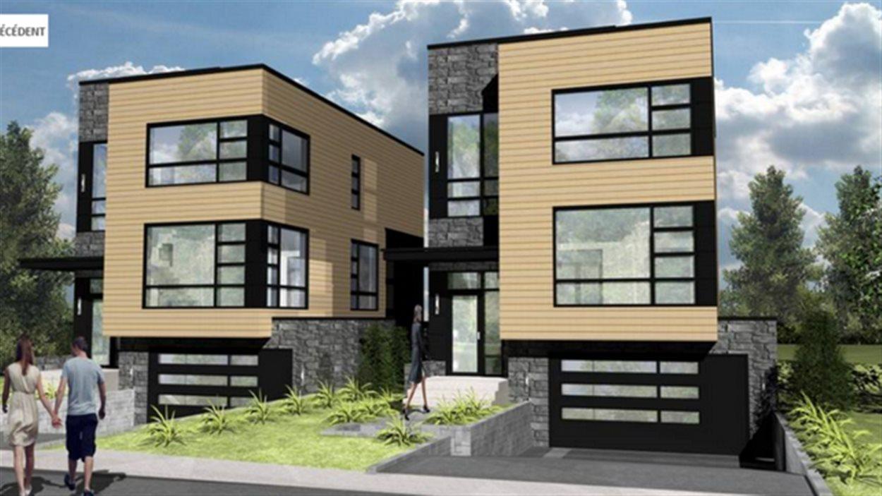 Ce projet immobilier doit être réalisé sur l'avenue des Grands-Pins.