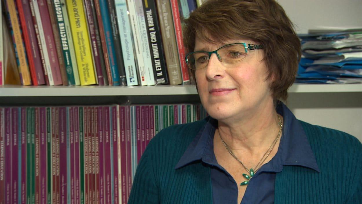 Maureen Kilgour est spécialiste des droits des femmes à l'Université de Saint-Boniface.