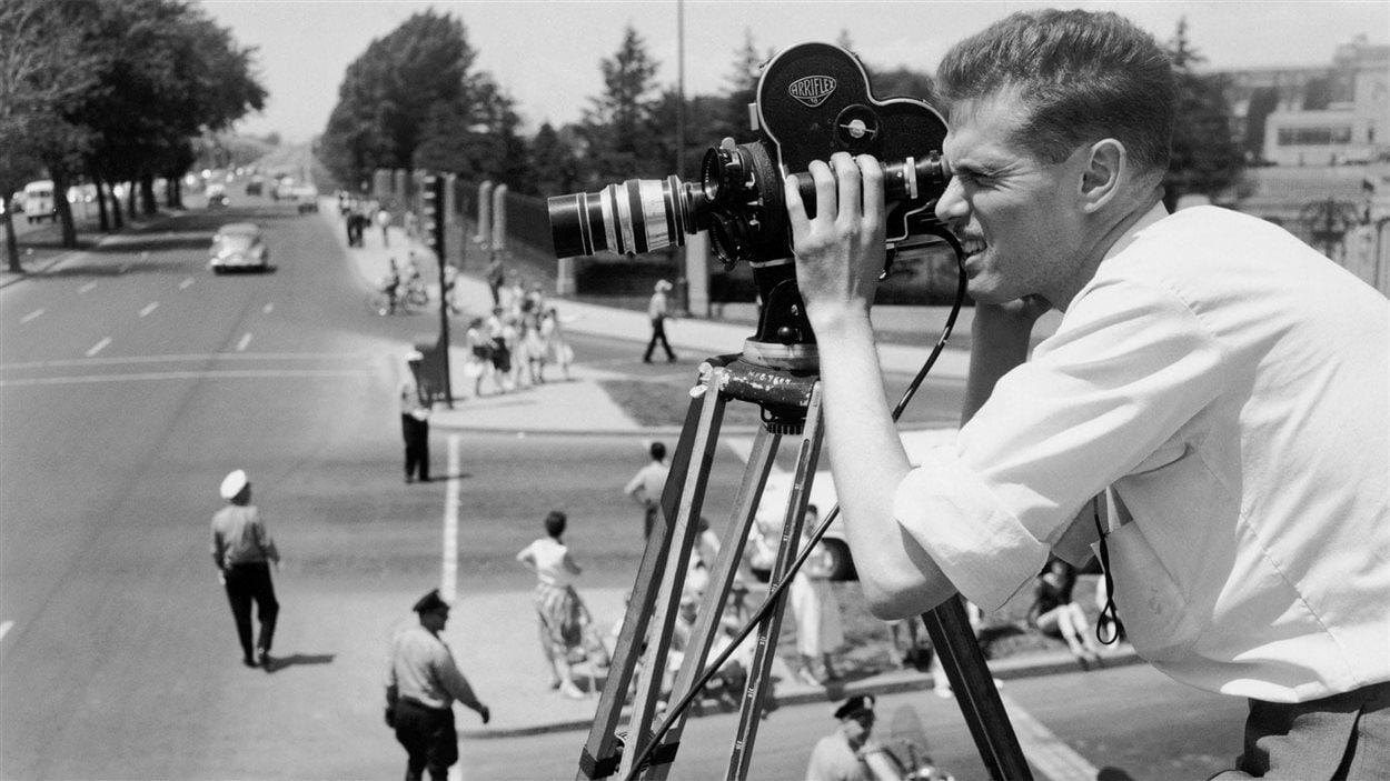 Wolf Koenig, un des cinéastes qui a fait la renommée de l'ONF
