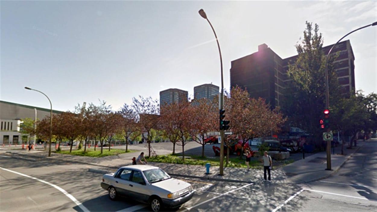 L'ONF s'installera au coin de la rue de Bleury et du boulevard De Maisonneuve, dans le Quartier des spectacles