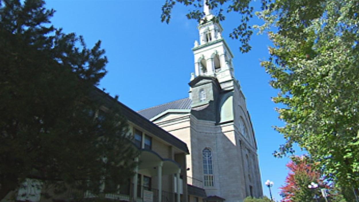 Église Notre-Dame de Granby