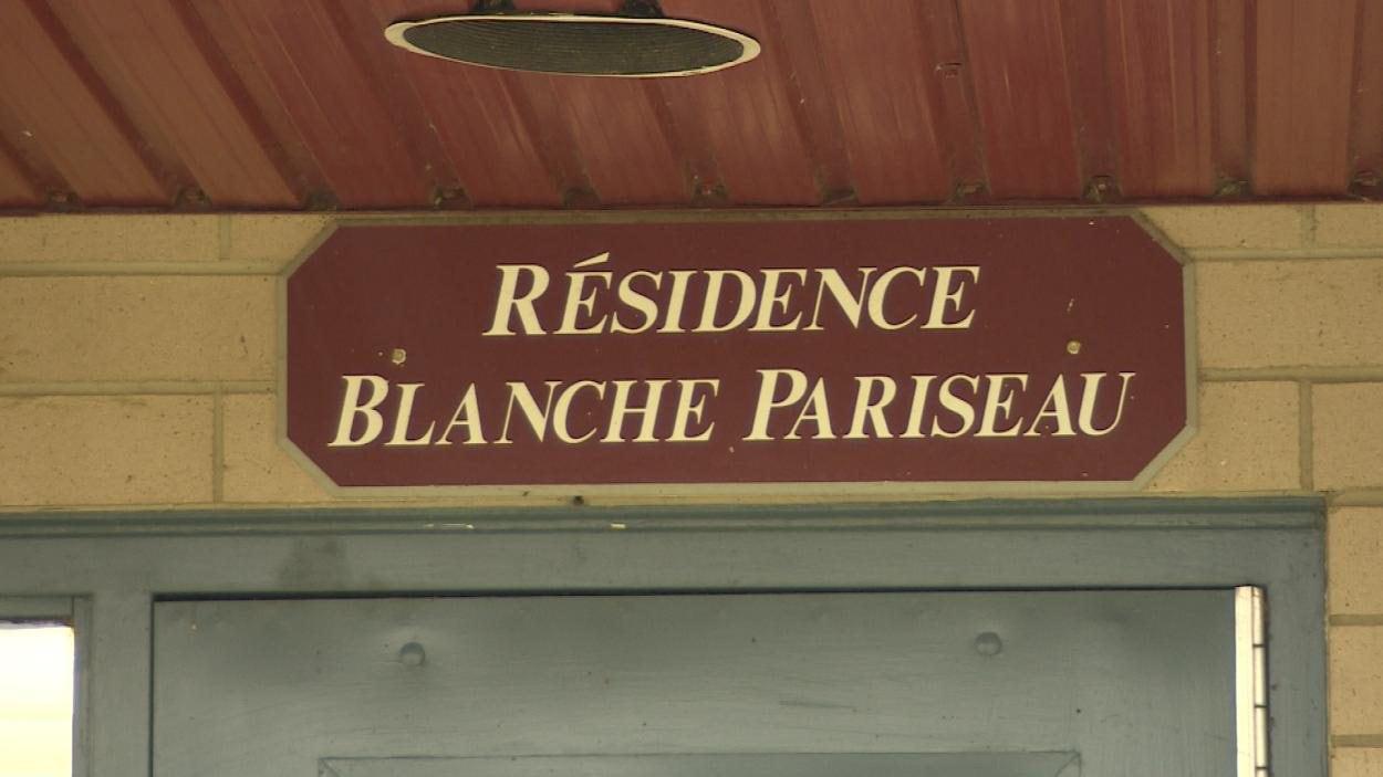 La résidence  Blanche Pariseau n'abrite aucun pensionnaire pour l'année scolaire 2014-2015.
