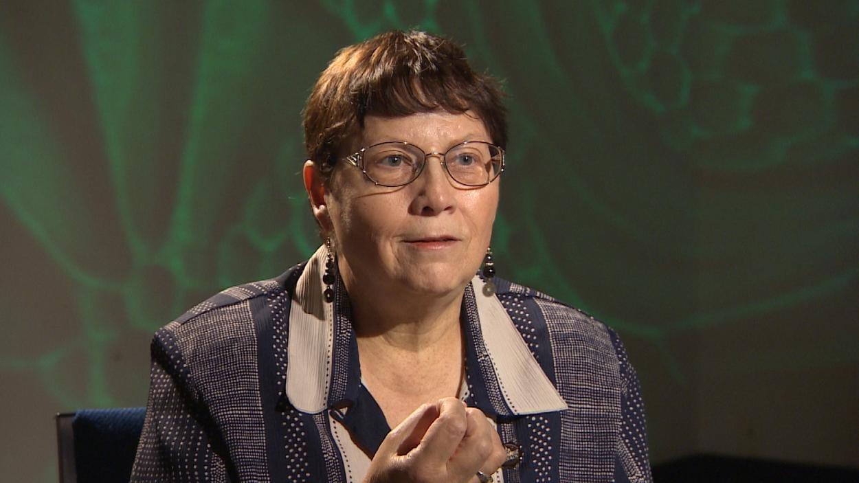 La représentante communautaire du conseil-école, Maria Lepage, a été choquée que le CSF ne consulte pas le conseil avant l'annonce de la fermeture du pensionnat.