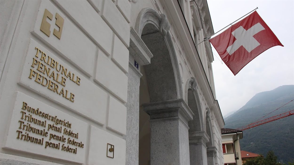 Le tribunal pénal fédéral de Bellinzone
