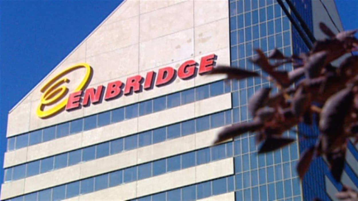 Le siège d'Enbridge à Edmonton