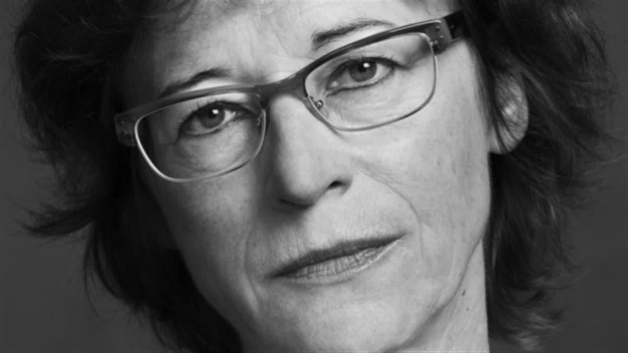 L'auteure Andrée A. Michaud