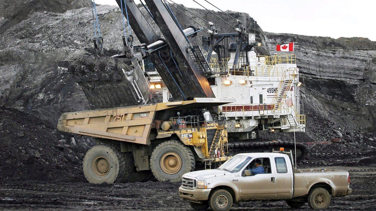 L'exploitation des sables bitumineux en Alberta