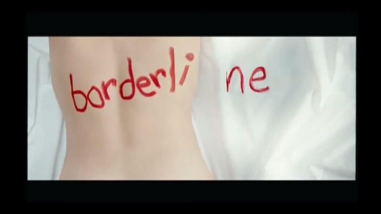 Une scène tirée du film «Borderline», d'après les romans de Marie-Sissi Labrèche «Borderline» et «La brèche», avec Isabelle Blais.
