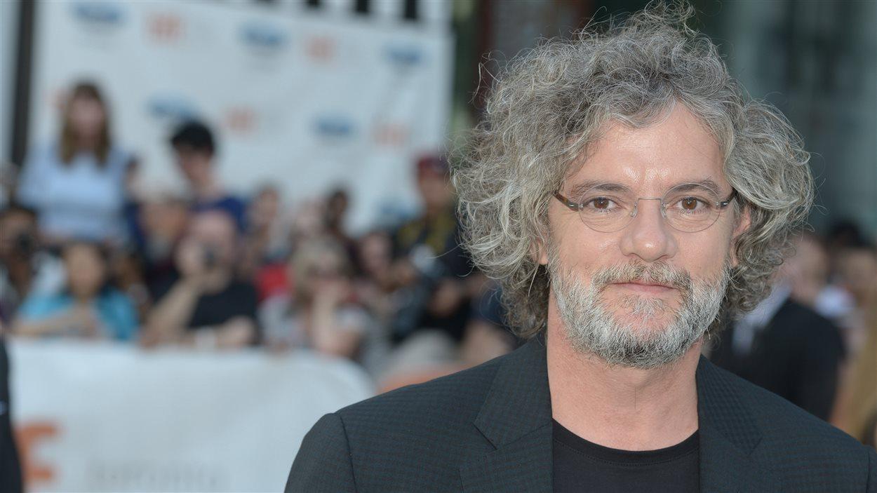 François Girard, au TIFF 2014