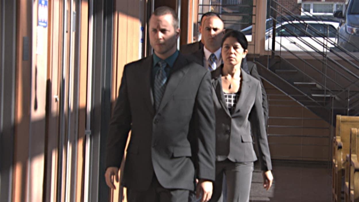 Fin de l'enquête préliminaire pour les quatre policiers du dossier Vadeboncoeur.
