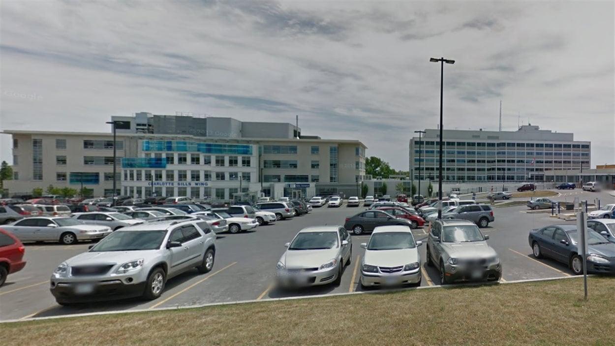 L'Hôpital général de Belleville