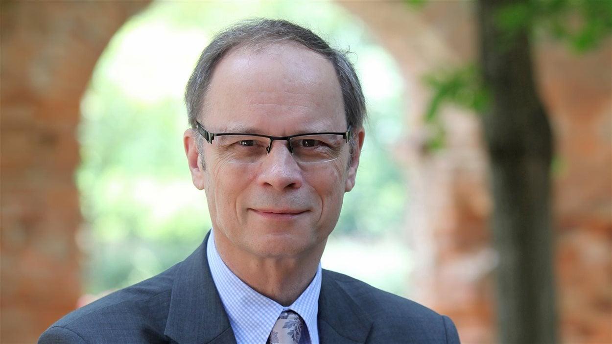 L'économiste français Jean Tirole