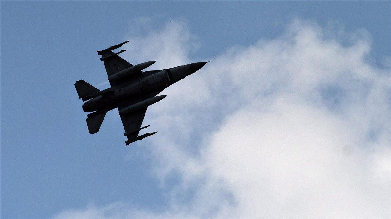 Un jet turc (archives)