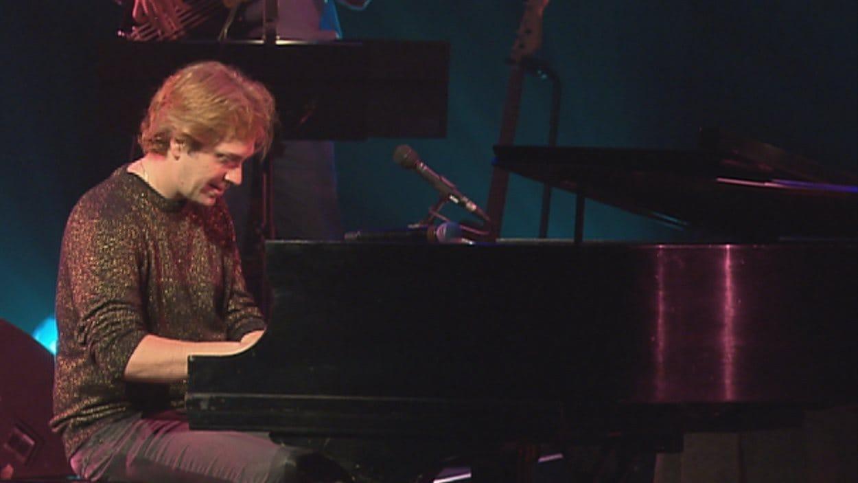 Le pianiste Steve Barakatt est en concert au Festival international de jazz de Québec.