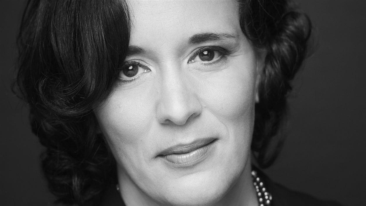 L'auteure Jennifer Tremblay