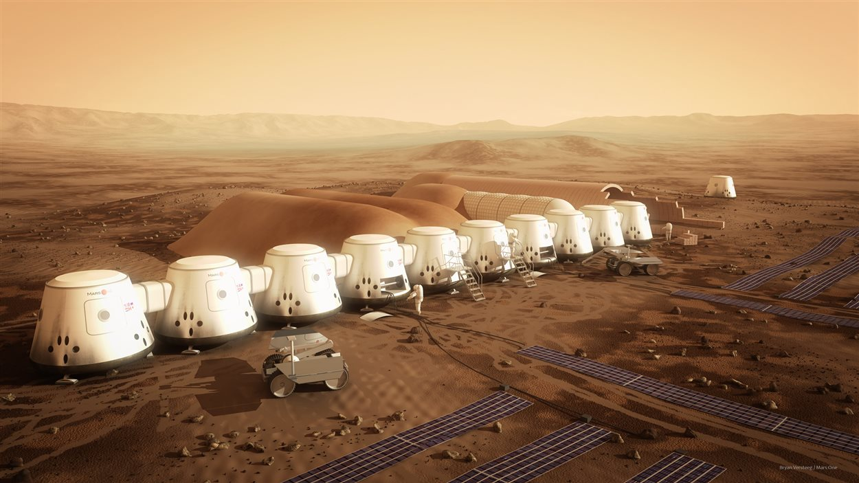 Une étude du MIT affirme que les astronautes ne pourront survivre que 68 jours en raison du manque d'oxygène.