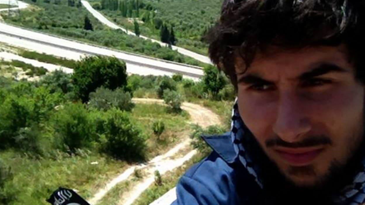 El Sami, djihadiste de Montréal