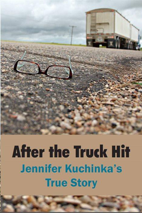 Dans son livre, la Saskatchewanaise Jennifer Kuchinka parle de sa dépression post-partum et de son traumatisme crânien.