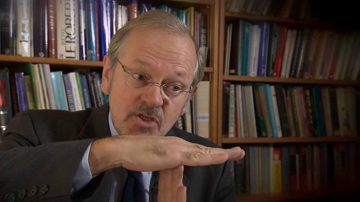 Égide Royer, professeur en adaptation scolaire, Université Laval