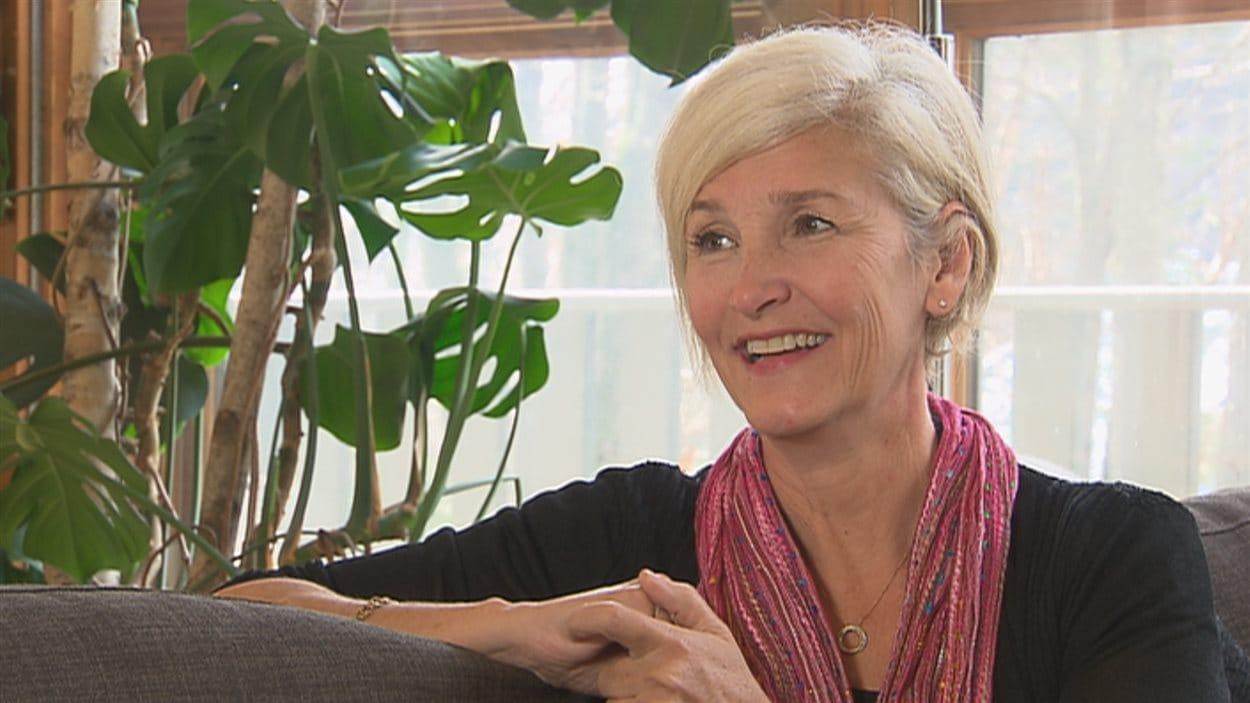 L'auteure de Québec Rose-Line Brasset remporte du succès avec sa série Juliette.