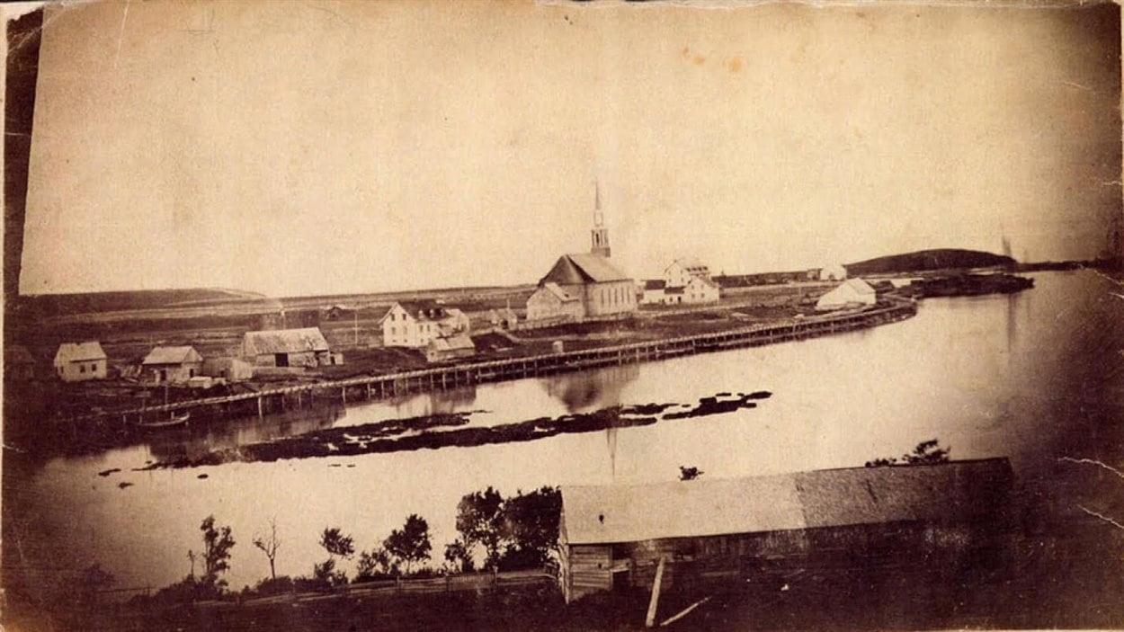Matane en 1869