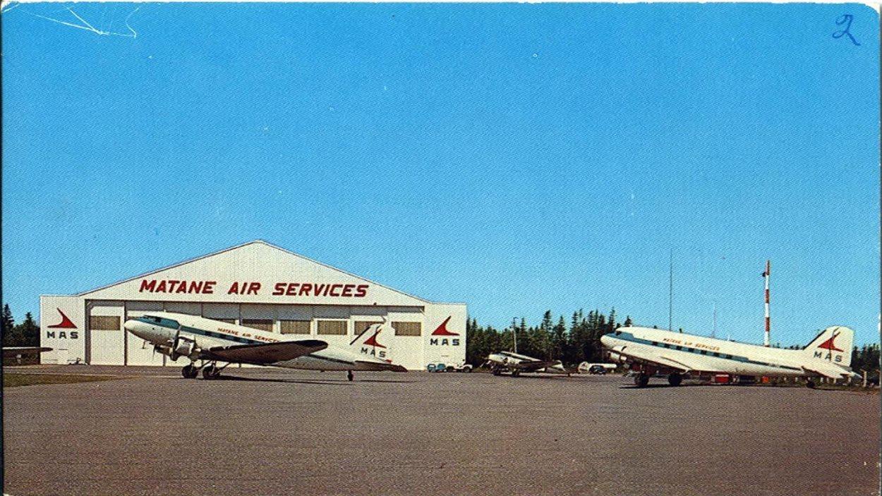 Matane Air Services