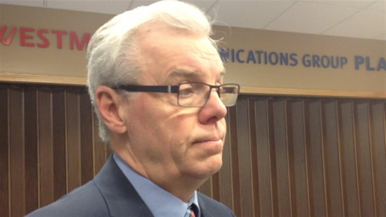 Le premier minisitre du Manitoba, Greg Selinger.