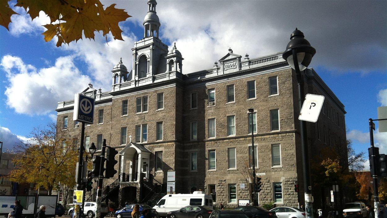Bibliothèque du Plateau-Mont-Royal, à Montréal