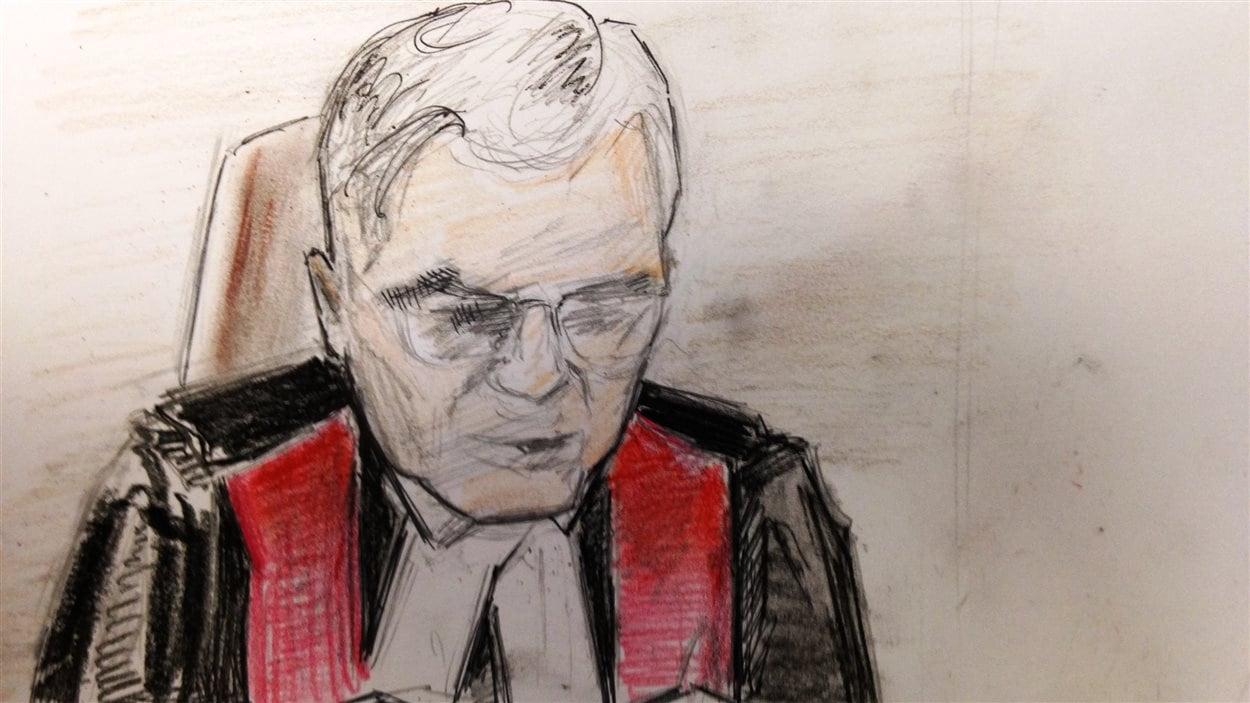 Le juge David Smith