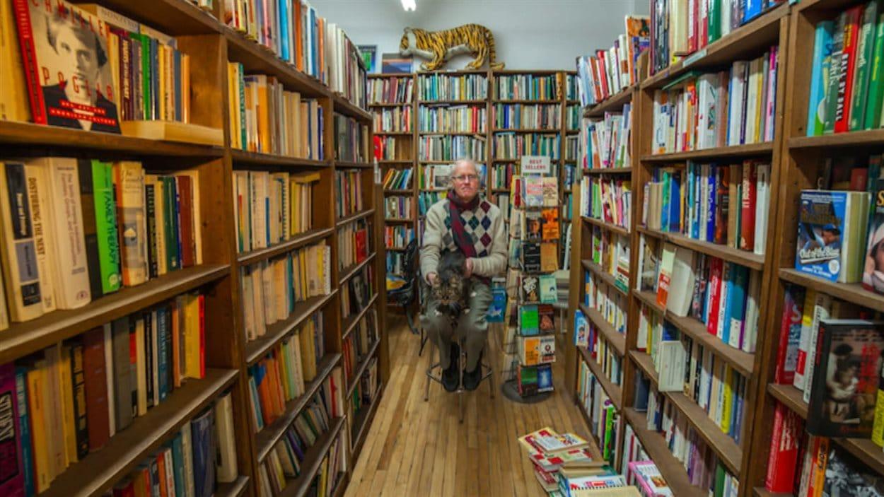 Le libraire, selon Vladimir Antaki