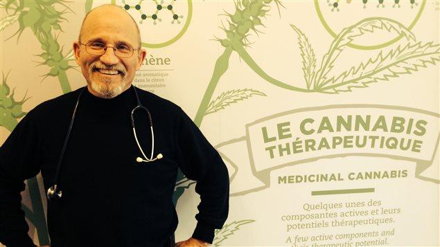 Michael Dworkind, directeur médical de Santé cannabis