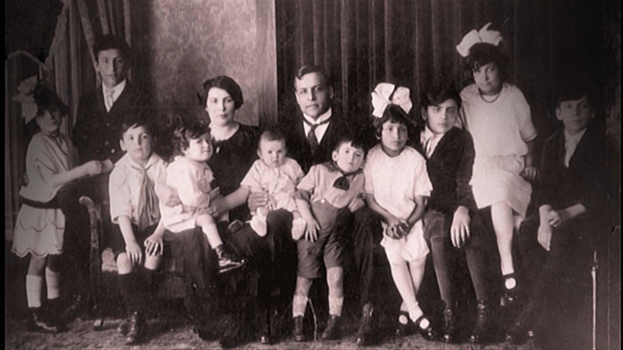 La famille Mendes