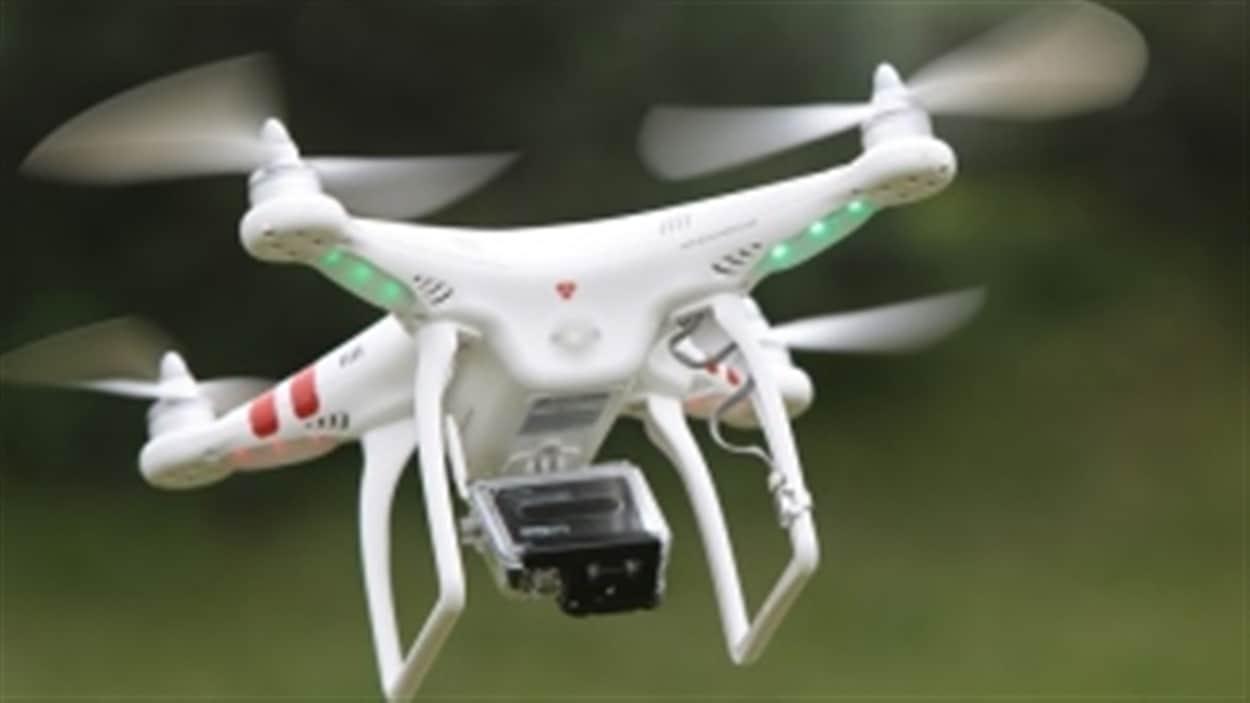 Une première école de drone à Québec