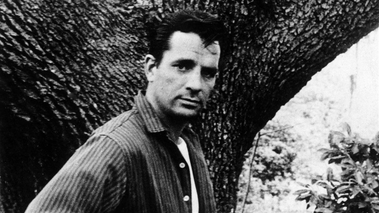Jack Kerouac dans les années 1950
