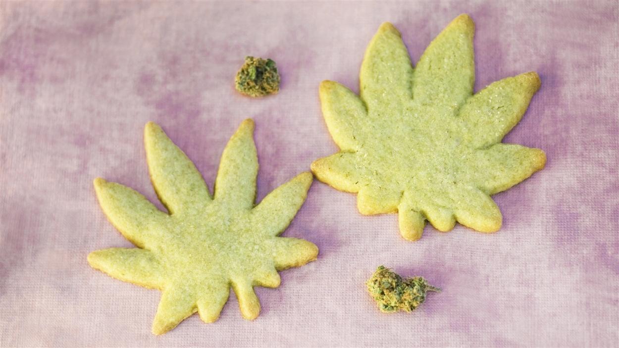 Une fois cuisiné, le cannabis possède des propriétés légèrement différentes.