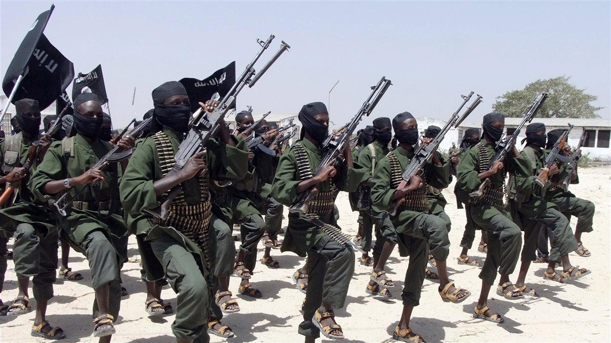 Archives - Des miliciens shabab à l'entraînement en Somalie